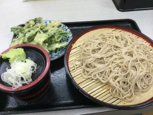 めんや(明日葉天そば1)-1024x768